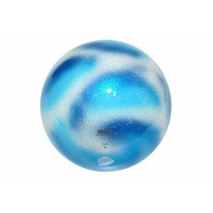 Míč SASAKI M-207VE modro-bílo-stříbrná