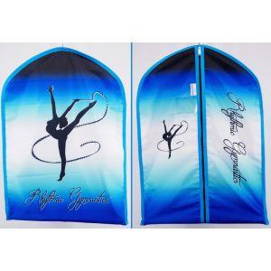 Obal na dres MERINO Sport modrý s kamínky
