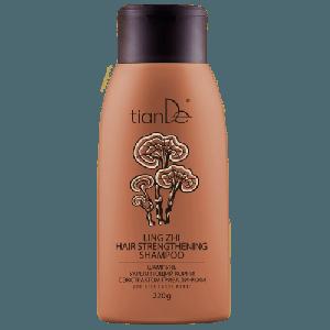 TIANDE Šampon pro posílení vlasů s extraktem Ling Zhi
