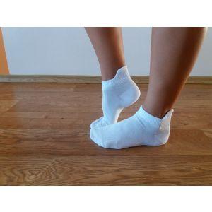 Ponožky bílé