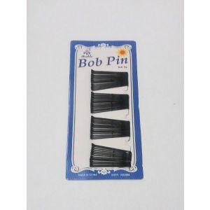 Vlasová sponka 45 mm černá