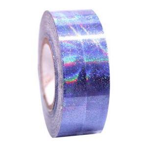 Izolepa GALAXY Metallic šedo-modrá