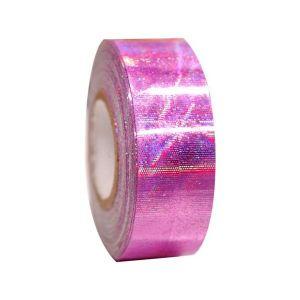 Izolepa GALAXY Metallic růžová
