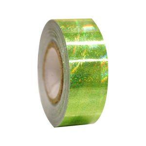 Izolepa GALAXY Metallic sv. zelená