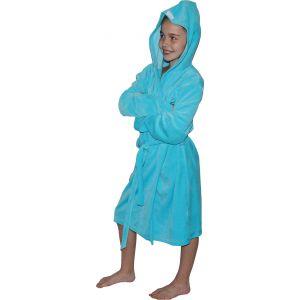 Župan MERINO modrý 152