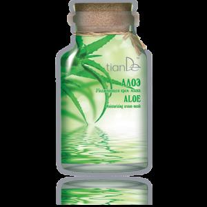 TIANDE Hydratační krémová maska Aloe