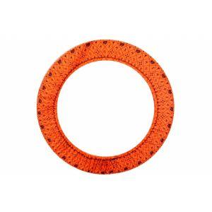 Obal na obruč Merino Sport oranžová potisk