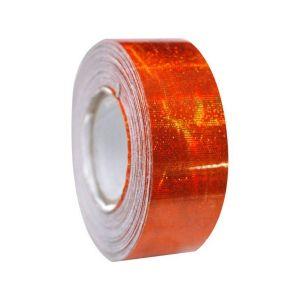 Izolepa GALAXY Metallic oranžová
