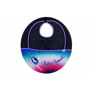 Obal na obruč MERINO s kapsou - modrá, zelená, růžová