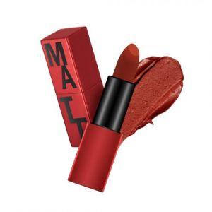A'PIEU Wild Matt Lipstick (BR01/Cinnamon Red) - Vysoce odolná rtěnka