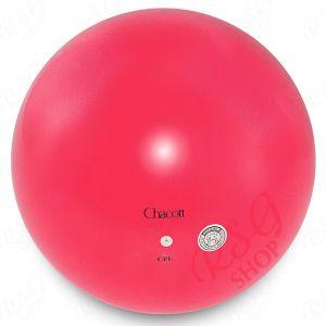 CHACOTT míč 185 mm 043 Pink FIG logo