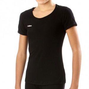Tričko DVILLENA černé krátký rukáv