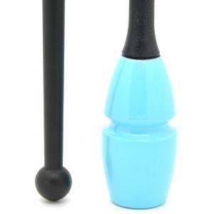 Kužele VENTURELLI 450 mm Gummi Lt.Blue-Black