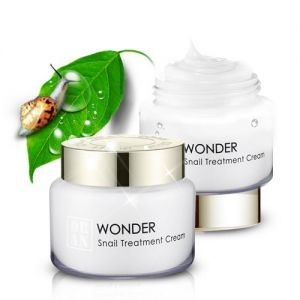 D´RAN Wonder Snail Treatment Cream Anti-age pleťový krém krém se šnečím extraktem