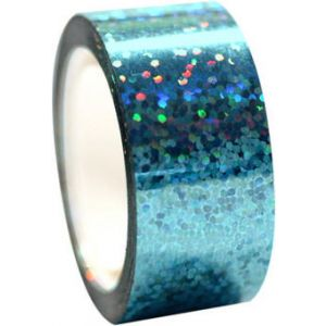 Izolepa DIAMOND Metallic světle modrá