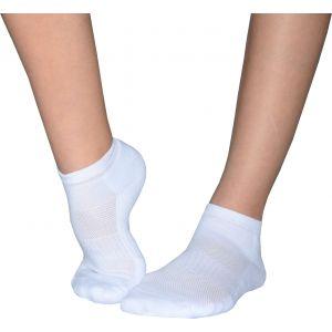 Ponožky SOLO bílé 36-39 zesílené