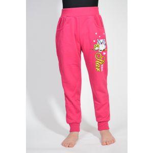 Tepláky Star Kids růžové