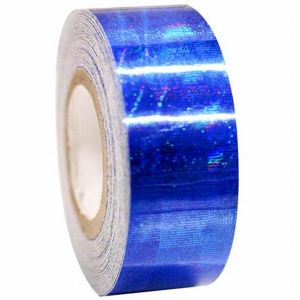 Izolepa GALAXY Metalic modrá