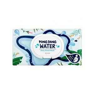 MISSHA Pong Dang Water Daily Sheet Mask - hydratační pleťové masky