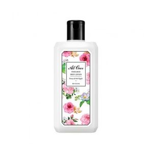 MISSHA All Over Perfumed Body Lotion (Peony & Red Apple) - tělové mléko s vůní pivoňky a č