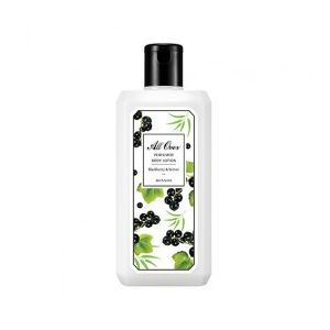MISSHA All Over Perfumed Body Lotion (Blackberry & Vetiver) - tělové mléko s vůní ostružin