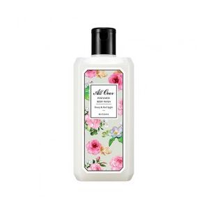 MISSHA All Over Perfumed Body Wash (Peony & Red Apple) – sprchový gel s vůní pivoňky a č