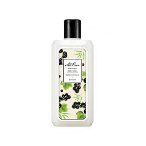 MISSHA All Over Perfumed Body Wash (Blackberry & Vetiver) – sprchový gel s vůní ostružin
