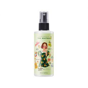 MISSHA All Over Perfume Mist (Pear&Rose) - osvěžující tělový sprej