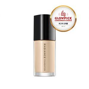 MISSHA Radiance Foundation SPF20/PA++ (Fair - No.21 béžový podtón) - hydr. tekutý makeup