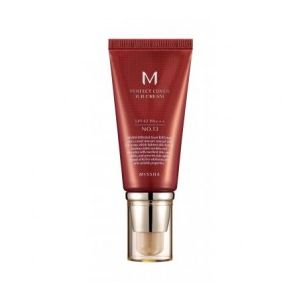 MISSHA BB krém M Perfect Cover BB Cream SPF42/PA+++ (No.31/Golden Beige) 50ml
