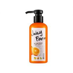 MISSHA Juicy Farm Body Lotion (My Lime Orange) - tělové mléko s vůní ovocných citrusů