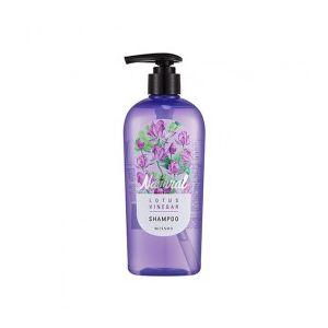MISSHA Natural Lotus Vinegar Shampoo - vlasový šampón se svěží vůní lotosu