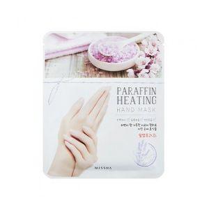 MISSHA Paraffin Heating Hand Mask - parafínová maska na ruce se zahřívacím efektem