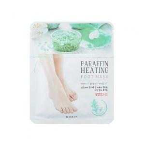 MISSHA Paraffin Heating Foot Mask - parafínová maska na nohy se zahřívacím efektem