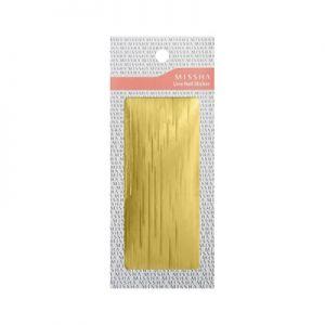 MISSHA Line Nail Sticker (Gold) - nálepky na nehty