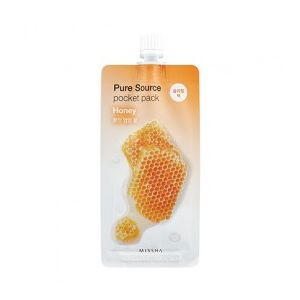 MISSHA Pure Source Pocket Pack (Honey) - noční maska s extraktem z medu