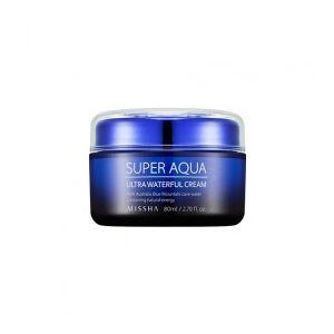 MISSHA Super Aqua Ultra Waterful Cream - intenzivní hydratační krém