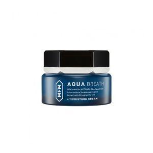MISSHA For Men Aqua Breath Moisture Cream - vysoce hydratační pleťový krém pro muže