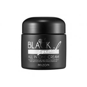 MIZON Black Snail All In One Cream - regenerační anti-age pleťový krém