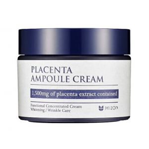MIZON Placenta Ampoule Cream - pleťový krém s proteiny z placenty
