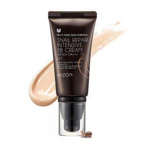 MIZON Snail Repair Intensive BB Cream SPF50+ PA+++ (No.27) - BB krém se šnečím extraktem