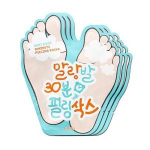 A'PIEU Soft Foot Peeling Socks - 30minutová maska na nohy