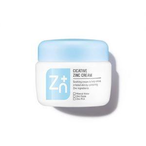 A'PIEU Cicative Zinc Cream - zklidňující pleťový krém
