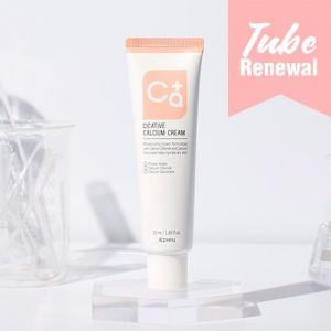 A'PIEU Cicative Calcium Cream - hydratační pleťový krém (nově)