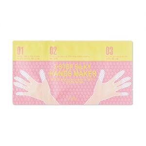 A'PIEU 3-Step Silky Hands Maker - 3kroková péče o ruce a nehty
