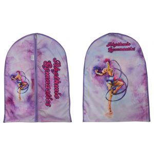 Obal na dres MERINO Sport růžový s kamínky