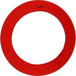 Obal na obruč I love RG červený