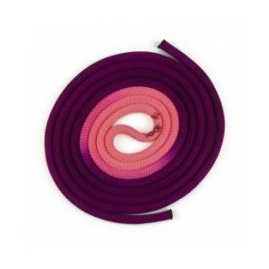 Švihadlo VENTURELLI fialová-neon růžová FIG