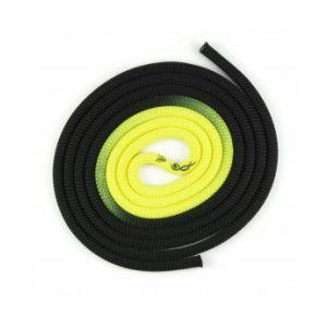Švihadlo VENTURELLI Neon žlutá-černá FIG