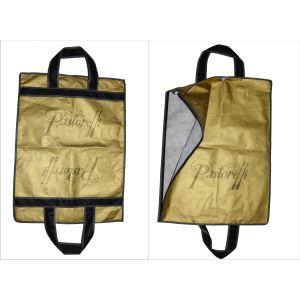 Použitý obal na dres PASTORELLI zlatý